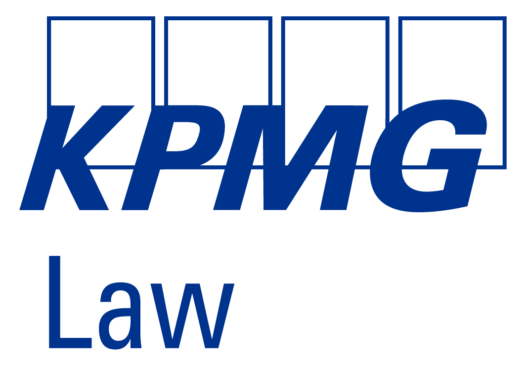 KPMG law logo